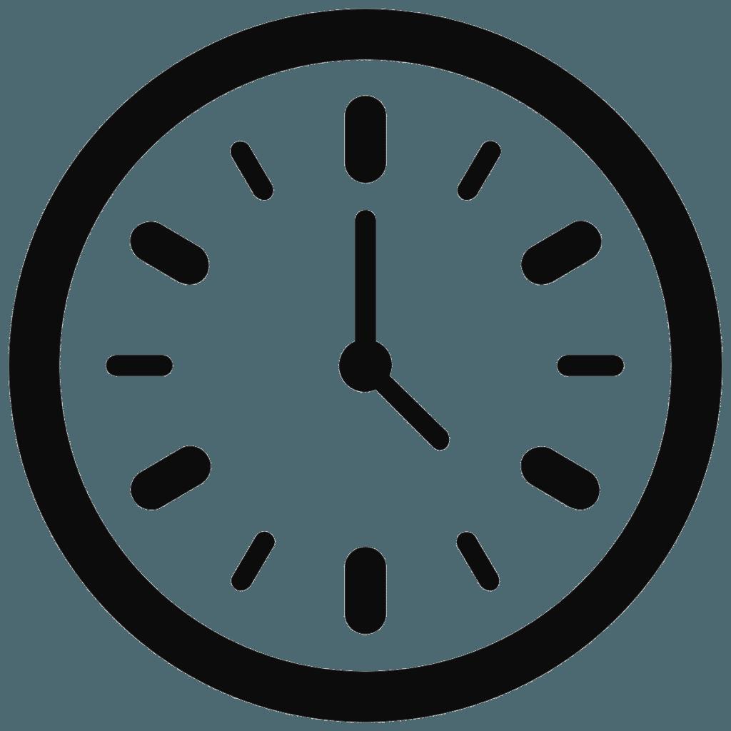 clock icon, Dentons Digital, Website Design Build, Wiltshire, Somerset
