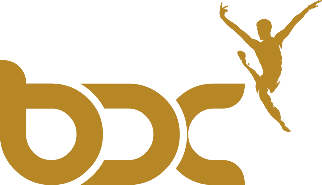 Bath Dance College Logo, Dentons Digital, Website Design, Wiltshire, Somerset