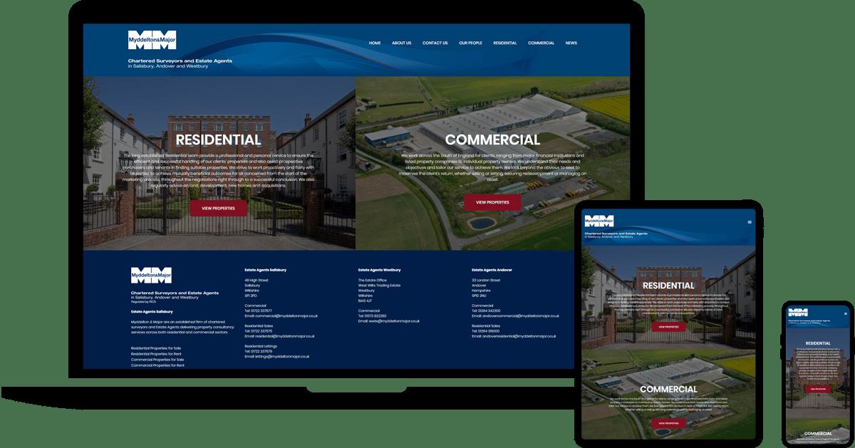 Salisbury Website Design