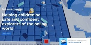 Google Internet Legend graphic for online child safety, Parental Controls, Dentons Digital Marketing Agency, Guides